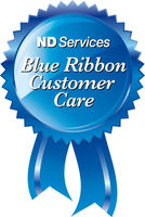 Blue Ribbon Customer Care Program