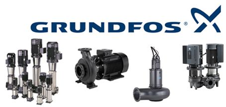 Grundfos Pressure Submersible Pump