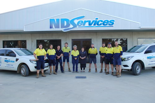 NDServices Dairy Feed Systems Water Pumps Refrigeration